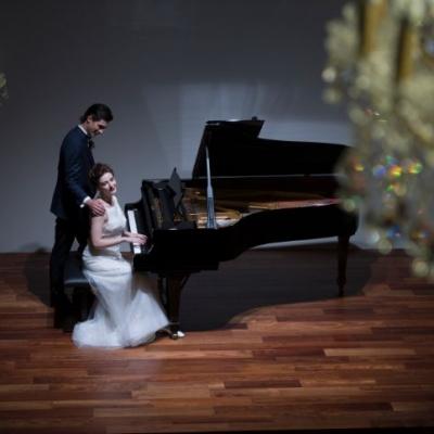 結婚式場ボンボンボンラフェメゾンの音楽ホール