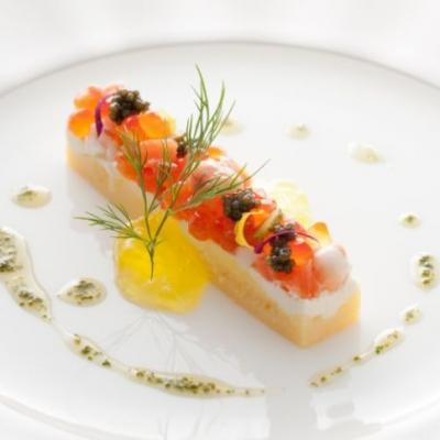 結婚式場モンテファーレの婚礼料理