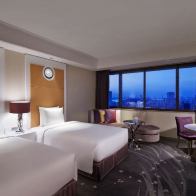 結婚式場 東京マリオットホテルの宿泊部屋