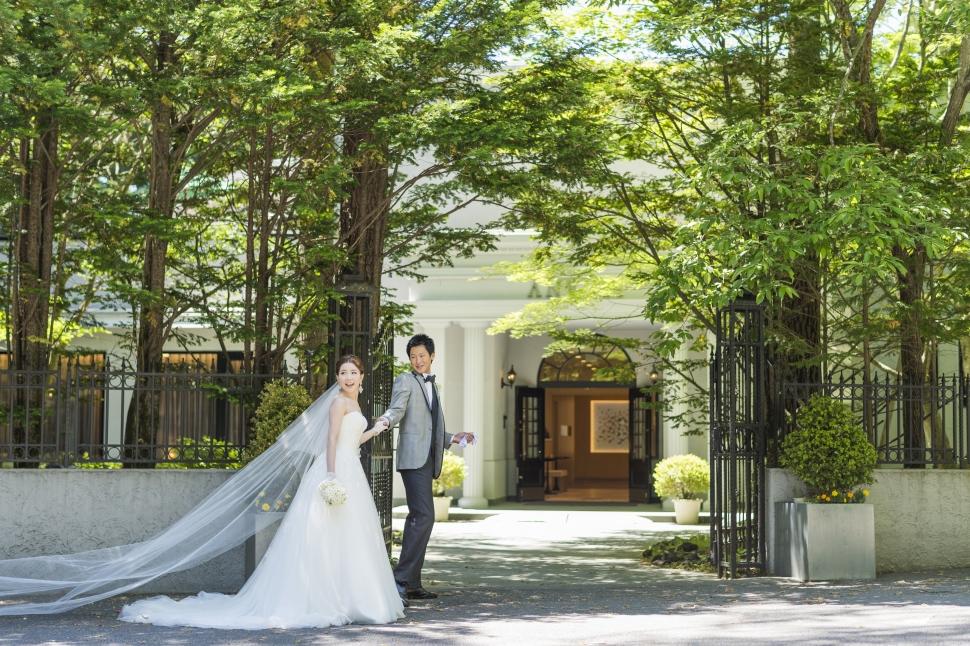 リゾート地で少人数結婚式
