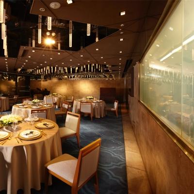 結婚式場横浜モノリスのオープンキッチン