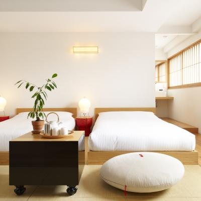 ホテルクラスカの和室客室