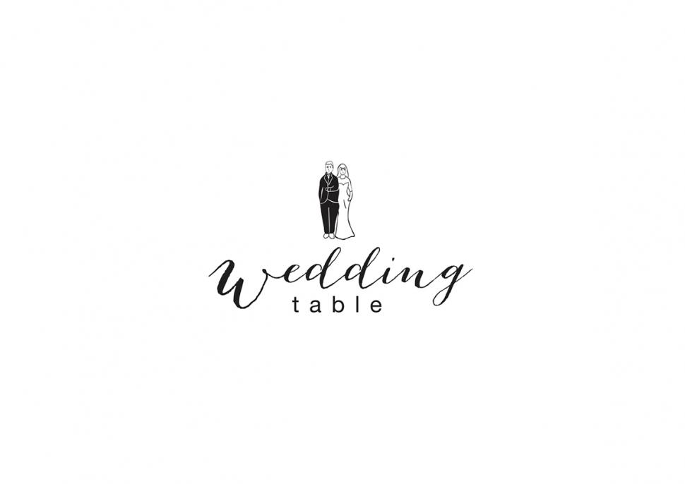 Weddingtableのロゴマーク