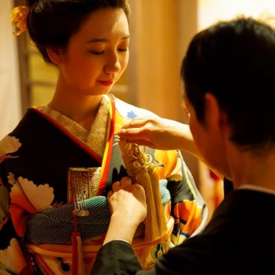 横濱祝言のはこせこの儀