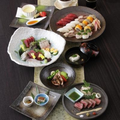 日本料理の婚礼料理