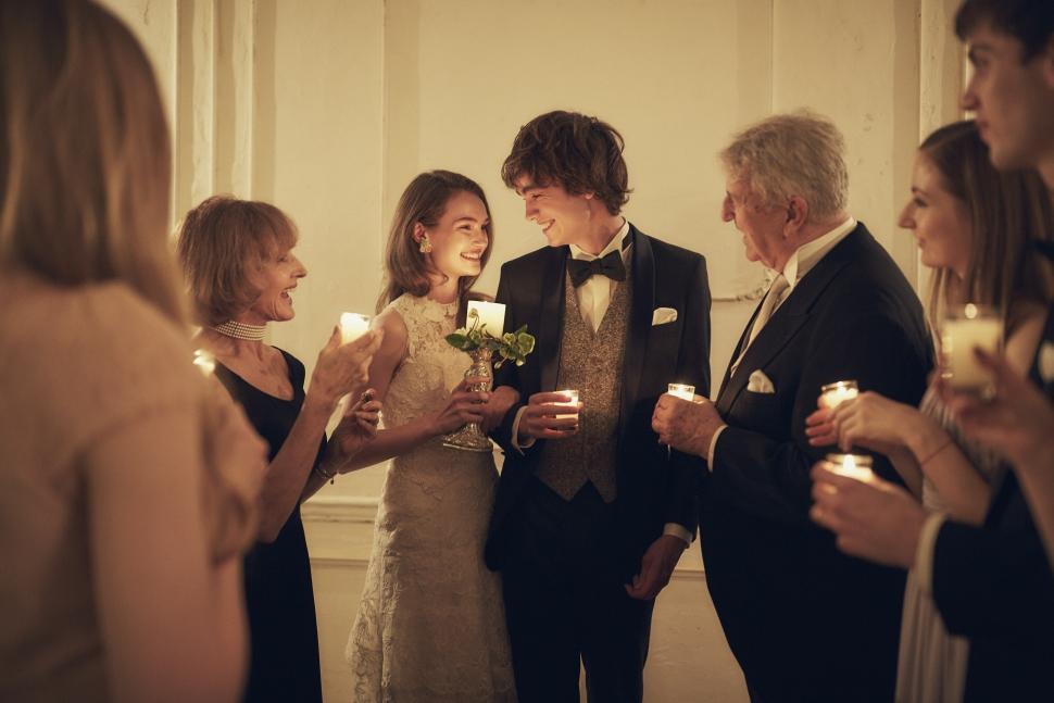 大切な人たちと過ごす結婚式