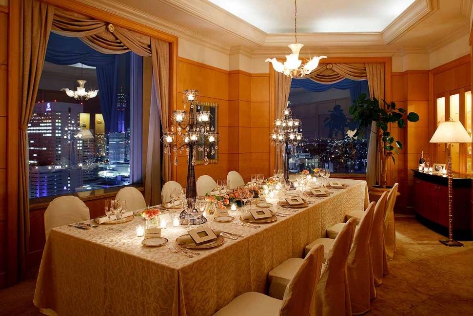 横浜ベイシェラトンホテルのスイートルーム