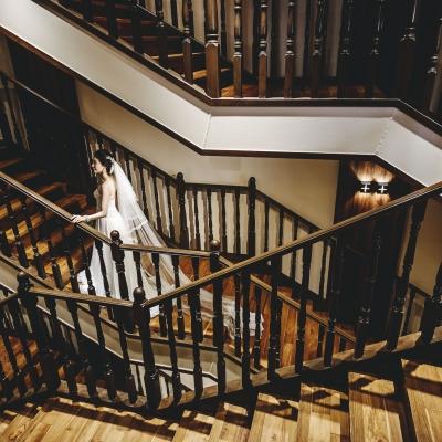 ザロイヤルダイナスティ大宮の大階段