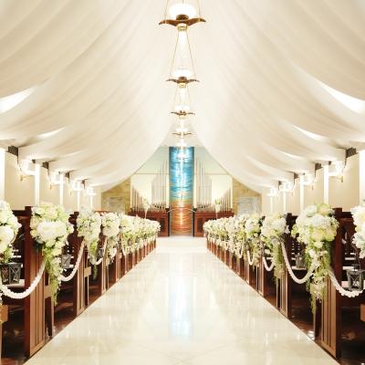 結婚式場中野サンプラザのチャペル