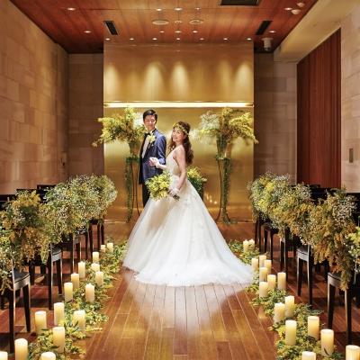 結婚式場ラリアンスのカムンチャペル