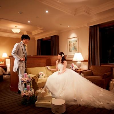 京王プラザホテル八王子の宿泊部屋