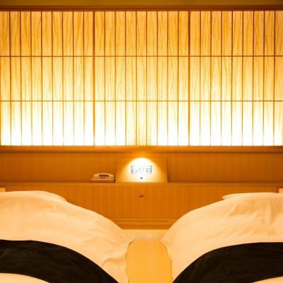 鎌倉古今のベッドルーム