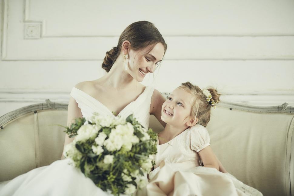 お子様連れでも安心の結婚式