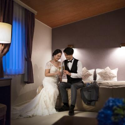 ホテル軽井沢エレガンスの宿泊部屋