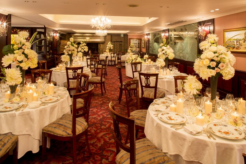 レストランパッションの結婚式