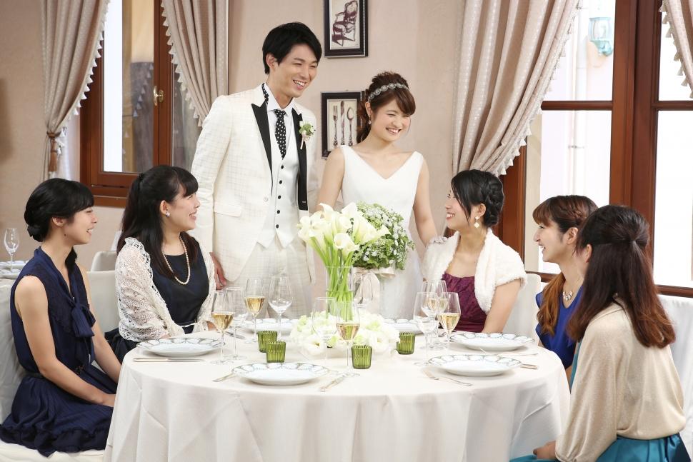 川崎のレストランウェディング