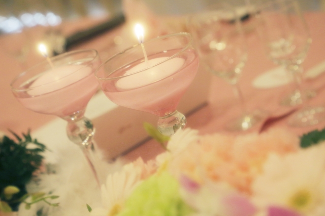 少人数婚での和やかな披露宴