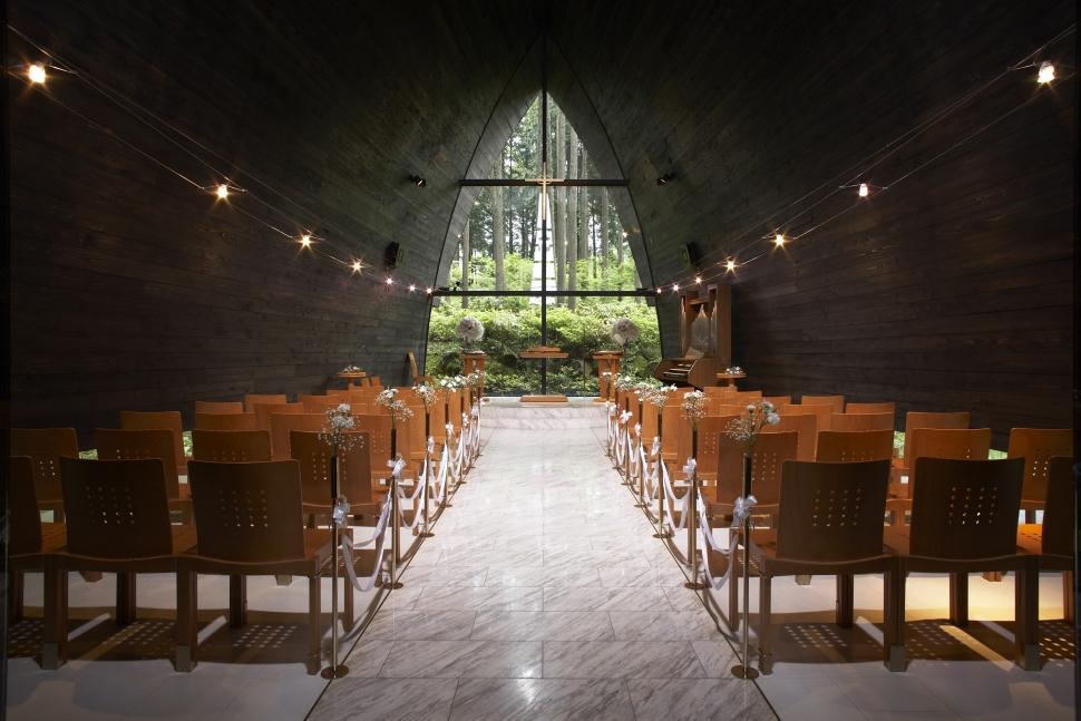 箱根の森高原教会