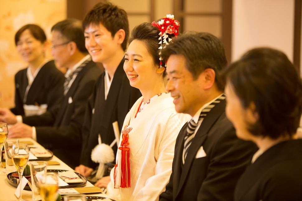 和婚の少人数結婚式