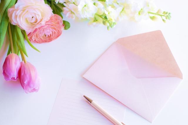 家族婚の手紙
