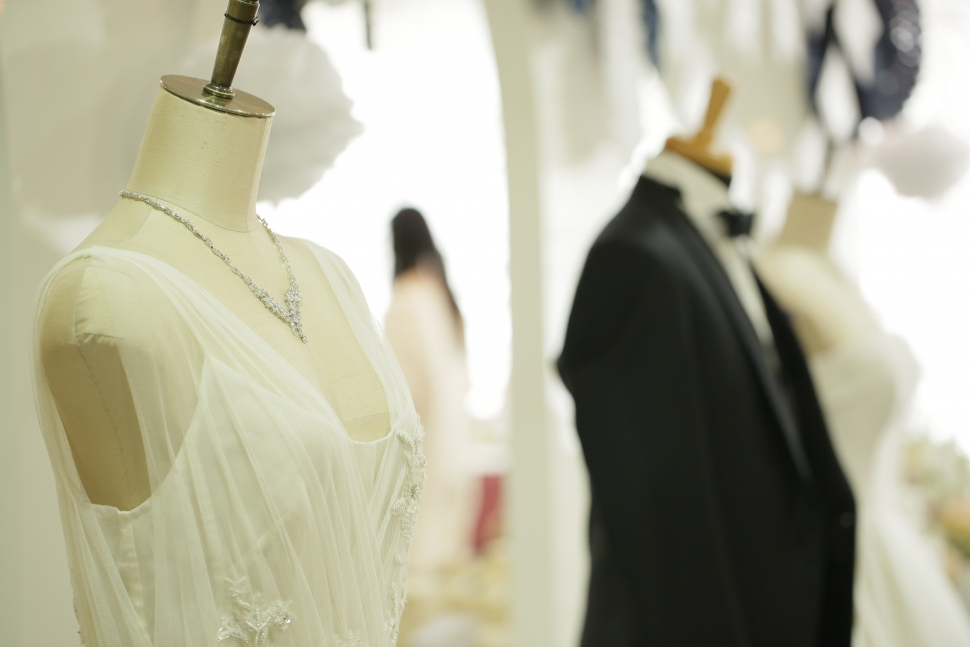 イノセントリ―ウェディングファッションマーケット