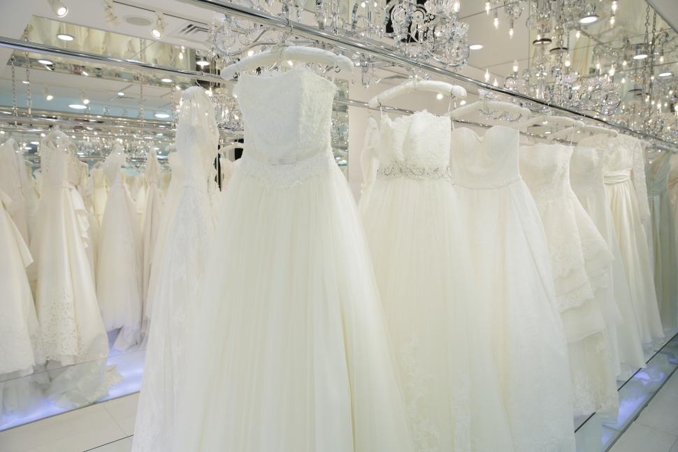 イノセントリ―東京のウェディングドレス